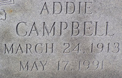 Addie Campbell