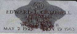 Edward L Campbell