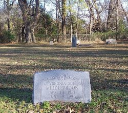 Virginia Sue <i>Phillips</i> Middlebrook