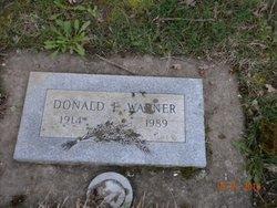 Donald E Warner