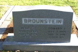 Belle T. Brounstein