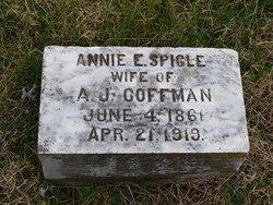 Annie Elizabeth <i>Spigle</i> Coffman