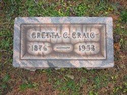 Gretta C. <i>James</i> Mertle