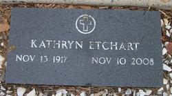Kathryn <i>Van Sickle</i> Etchart
