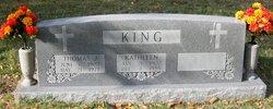 Thomas J King