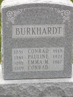 Pauline Burkhardt