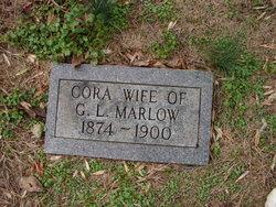 Cora <i>Harrison</i> Marlow