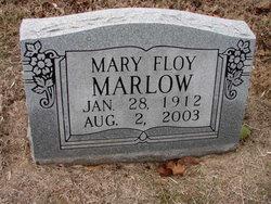 Mary Floy <i>Horton</i> Marlow