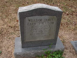 William James Carmen Marlow
