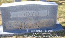 Edna H. <i>Hollifield</i> Boyd