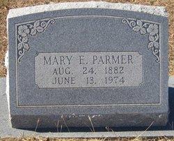 Mary E. <i>Normand</i> Parmer
