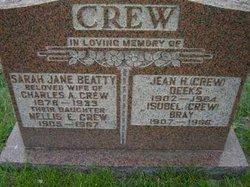Isobel <i>Crew</i> Bray
