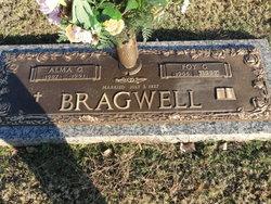 Alma Gertrude <i>Hargett</i> Bragwell