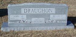 John F Draughon