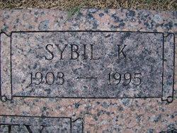 Sybil <i>Knost</i> Hardesty