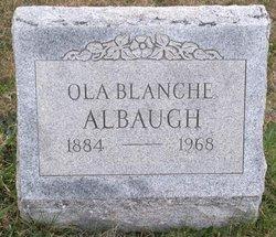 Ola Blanche Albaugh