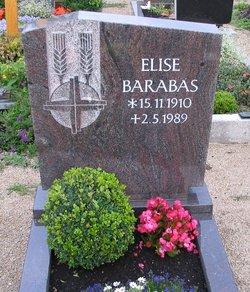 Elise Barabas