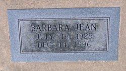 Barbara Jean Christy