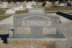 Claude L Ballenger