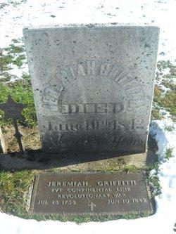 Jeremiah Griffith, Sr