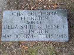 John Oglethorpe Ellington, Sr