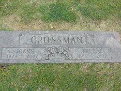 Laura Joann <i>Fugate</i> Crossman