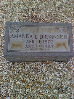 Amanda L Dickinson