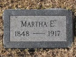 Martha E. Allen