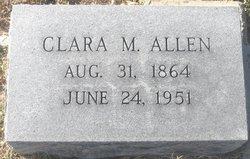 Clara M. Allen