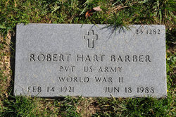 Robert Hart Barber