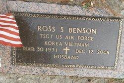 Ross Sterling Benson