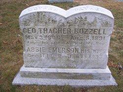 Abigail Abbie <i>Emerson</i> Buzzell