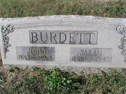 Samuel Monroe John Burdett
