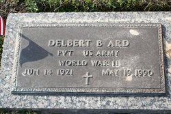 Delbert B Ard