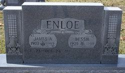 Elizabeth Bessie <i>Smith</i> Enloe