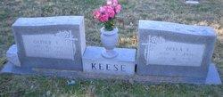 Della F <i>Cook</i> Keese