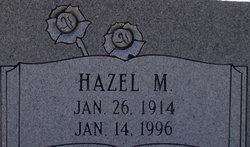 Hazel <i>McDaniel</i> Campbell