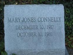 Mary <i>Jones</i> Connelly