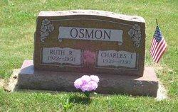 Ruth R <i>Edington</i> Osmon