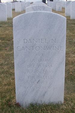 Daniel Neil Cantonwine