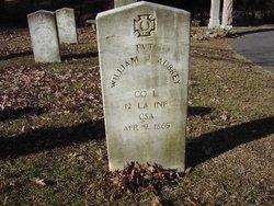 Pvt William J. Aubrey