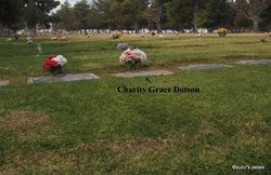 Charity Grace Grace <i>Gregory</i> Dotson