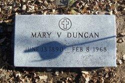 Mary V. Duncan