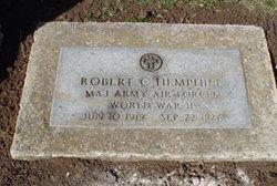 Maj Robert Chester Hemphill