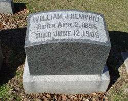 William James Hemphill
