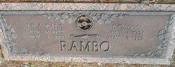 Lila <i>Dale</i> Rambo