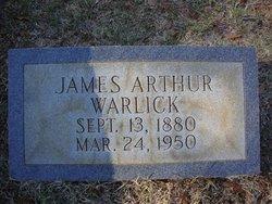 James Arthur Warlick