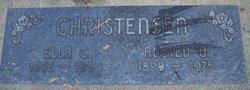 Alfred O Christensen