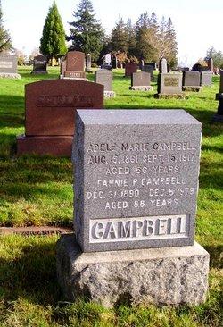 Adele Marie <i>Forrestal</i> Campbell