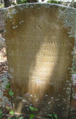 Rebecca Borden